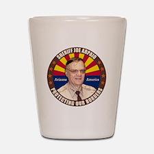 may11_sheriff_joe Shot Glass