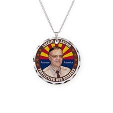 may11_sheriff_joe Necklace