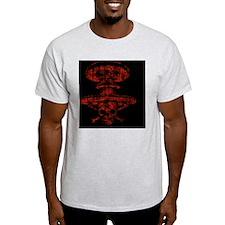 atomic-pir2-red-OV T-Shirt