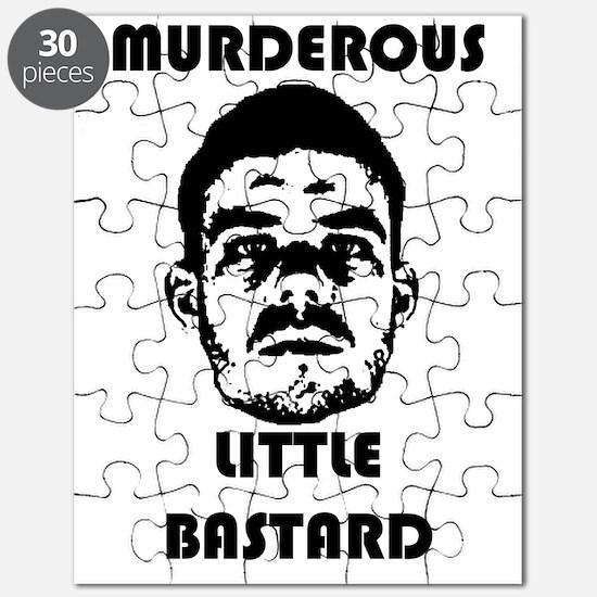 MURDEROUS LITTLE BASTARD Puzzle