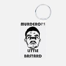 MURDEROUS LITTLE BASTARD Keychains