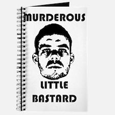MURDEROUS LITTLE BASTARD Journal
