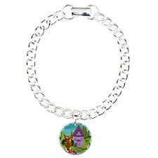 house copy Charm Bracelet, One Charm