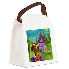 house copy Canvas Lunch Bag