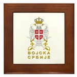 Vojska Srbije / Serbian Army Framed Tile