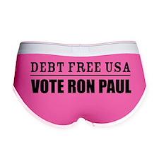 debt_free_usa Women's Boy Brief