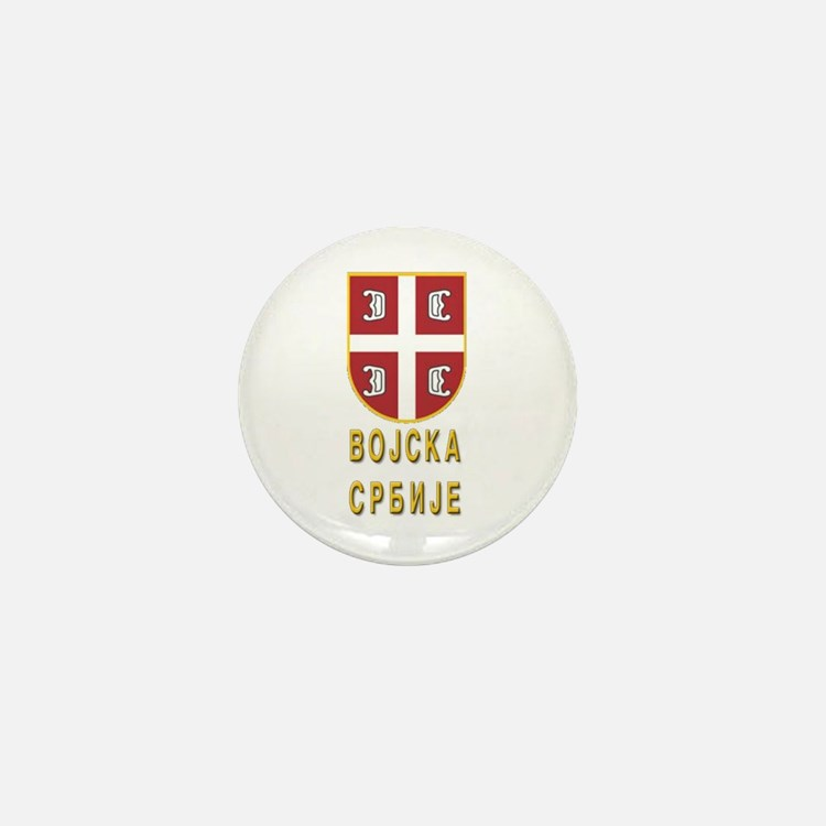 Vojska Srbije / Serbian Army Mini Button