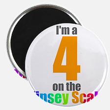 kinsey-4 Magnet