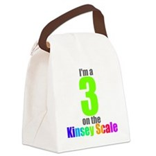 kinsey-3 Canvas Lunch Bag