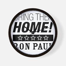bring_them_home Wall Clock