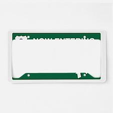WORLDOFPAIN License Plate Holder
