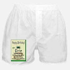 card-cancer Boxer Shorts