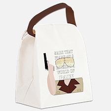 worldofpain2 Canvas Lunch Bag