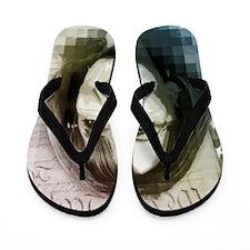 jan12_sarah_pixels Flip Flops