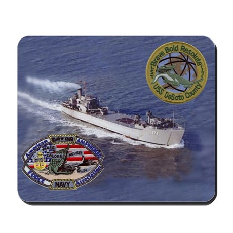 Desoto County Mousepad