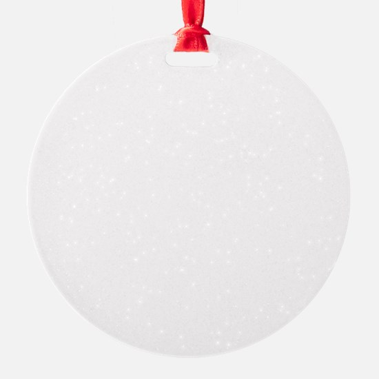 Platypus WTF White Ornament
