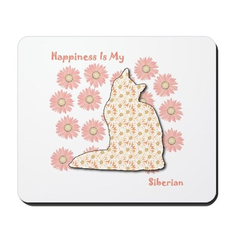 Siberian Happiness Mousepad
