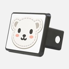 Cute Polar Bear Hitch Cover