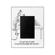 1525_lactose_cartoon Picture Frame