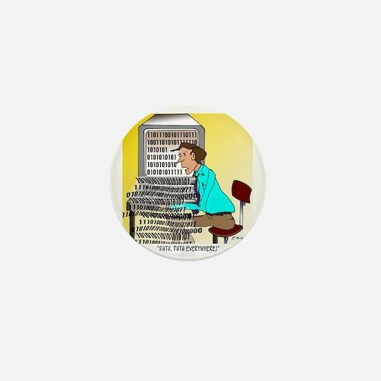 7968_computer_cartoon Mini Button