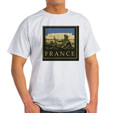 France1Postcard T-Shirt