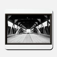 Covered Bridge Mousepad