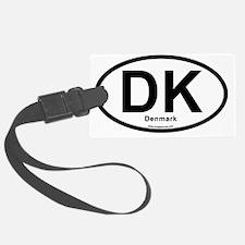 dk_denmark Luggage Tag