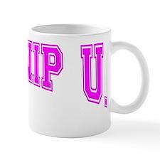 Catnip U. Arched Mug