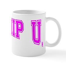 Catnip U Arched short Mug