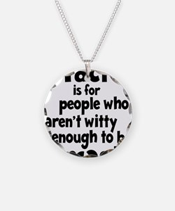 black, Tact 2 Necklace