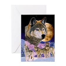 Pack Spirit Greeting Card