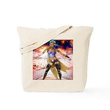 post_apocholiptic_western_FINAL1 Tote Bag
