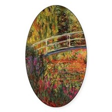 Water Lily Pond_Claude Monet_iphone Decal