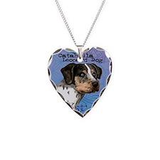 catahoula-kindle Necklace Heart Charm