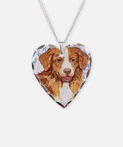 toller-key2 back Necklace Heart Charm