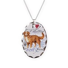 toller-slider2 Necklace Oval Charm