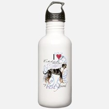 catahoula-slider2 Water Bottle