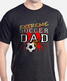 Extreme Soccer Dad T-Shirt