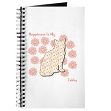 Tabby Happiness Journal