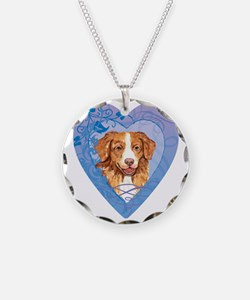 toller-heart Necklace
