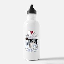 bluetick-key2 Water Bottle