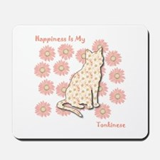 Tonkinese Happiness Mousepad