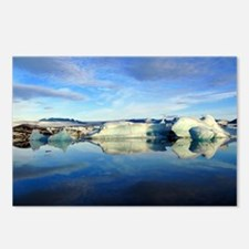 IceBergs1 Postcards (Package of 8)
