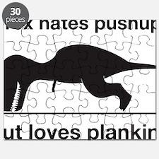 trex planking2 Puzzle