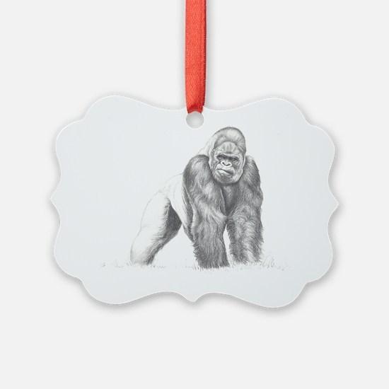 Tatu portrait Ornament