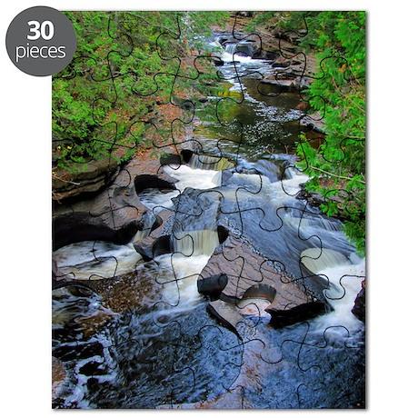 Presque Isle River Puzzle