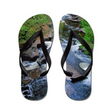 Presque Isle River Flip Flops