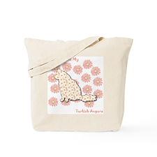 Angora Happiness Tote Bag