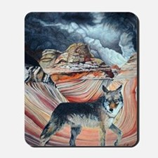 coyote at The Wave2 Mousepad