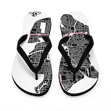 M-GY_ATL-GA_BK-RD_1 Flip Flops